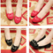 Women lady cat face ballet flat soft suede slip-on pumps loafer low heel shoes | ebay