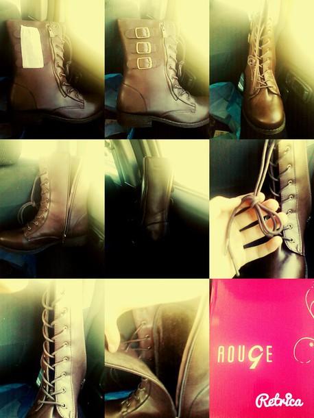 shoes combats