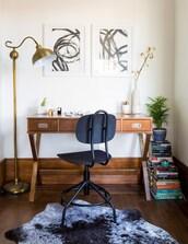 home accessory,tumblr,home decor,furniture,home furniture,home office,table,metallic lamp,lamp
