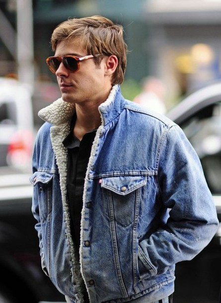 How To Wear A Denim Jacket - Modern Man's Guide