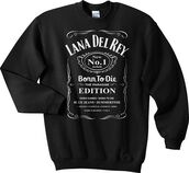 sweater,mehgeek,lana del rey,lana del rey shirt