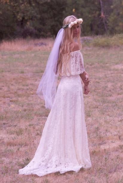 dress country wedding