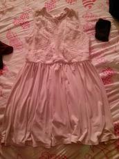 blush pink dress,sheer