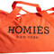 Homies duffle bag - orange
