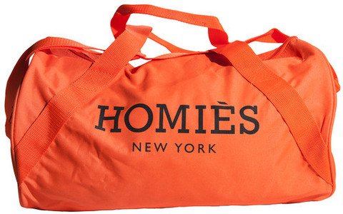 Homies Duffle Bag - Orange