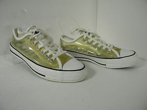 RARE Converse All Stars Clear Transparent Men's 6 Women's 8 Nice 11 12 13 | eBay