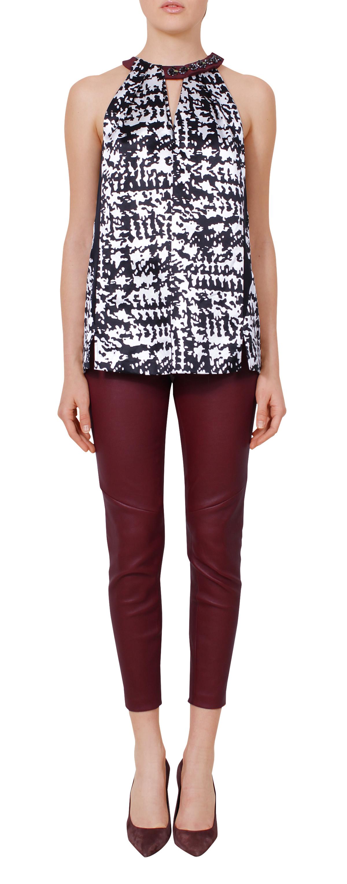 BEAUTY slimfit pants - Pants - Shop | SCHUMACHER - Onlineshop