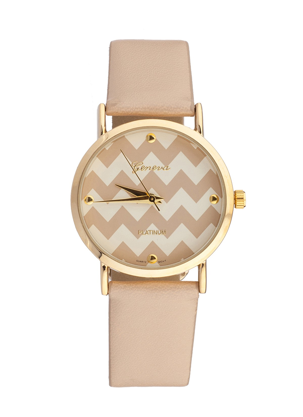 Chevelle chevron watch bone