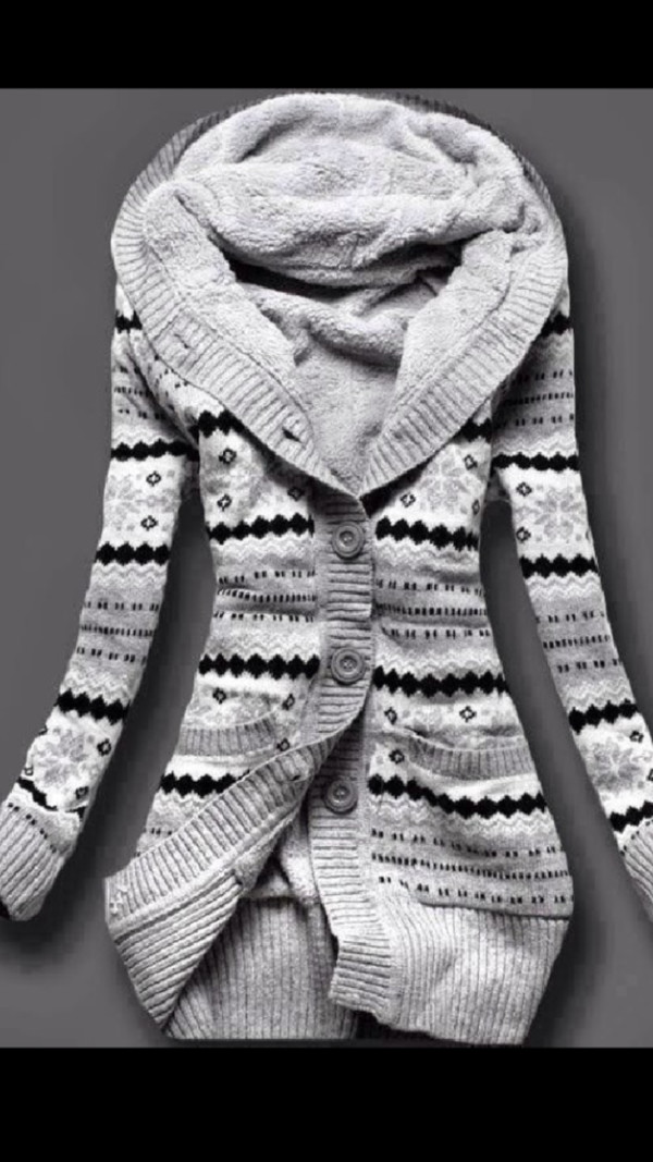 cardigan norway winter sweater jacket blouse jumpsuit