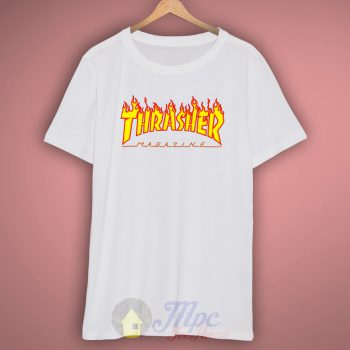 Thrasher T Shirt – Mpcteehouse.com