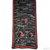 Valentino Authentic 100% Silk Moniker & Rose-Print Scarf  / TheFashionMRKT