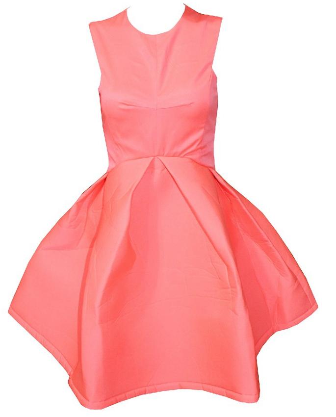 Raw Glitter | Sexy Emily Flirt Mini Peplum Summer Dress - More Colors