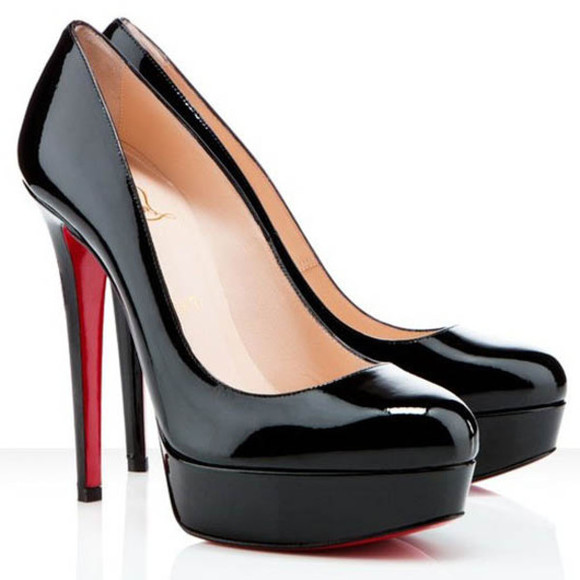 Black Milk black christian louboutin christian louboutin bianca 140mm patent pumps black little black dress pumps high heels fab