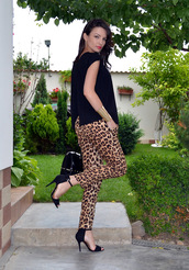 my silk fairytale,pants,t-shirt,shoes,bag,jewels