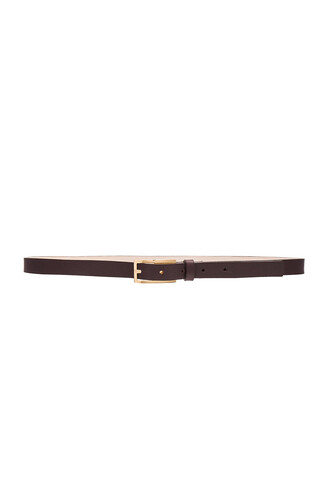 baby belt brown
