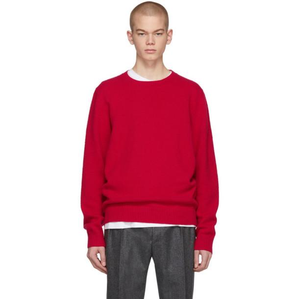 Harmony Red Winston Sweater