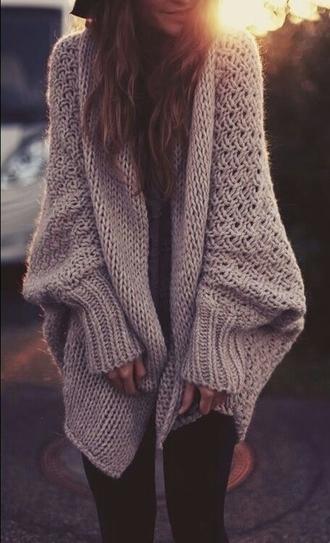 cardigan oversized sweater sweater