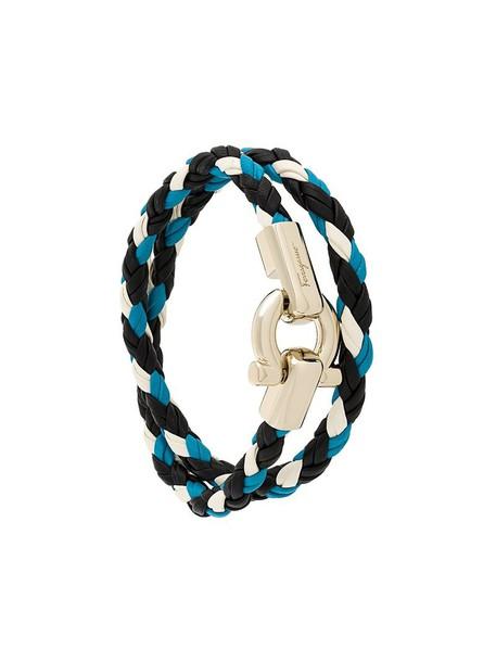 braided bracelet women braided leather jewels