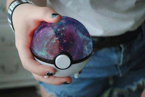 cute pokemon pokeball bag kawaii galaxy aww fabulous