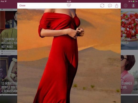 angelina jolie red dress