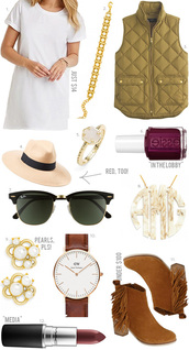 a lonestar state of southern,blogger,t-shirt,dress,jewels,jacket,hat,sunglasses,shoes,make-up