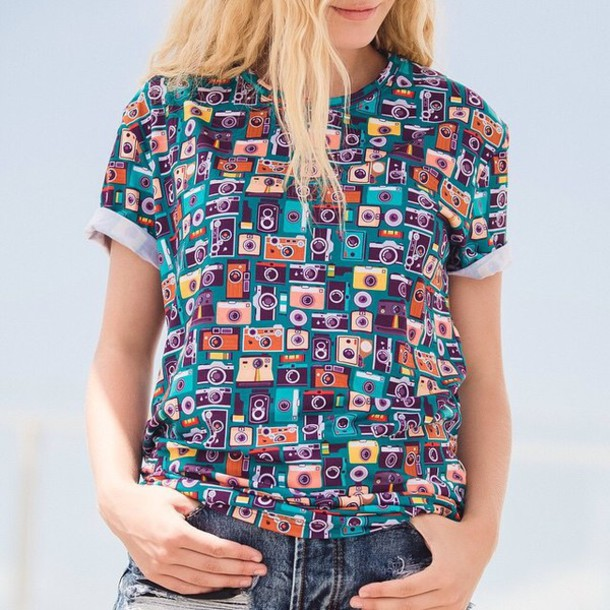t-shirt graphic tee tumblr shirt style
