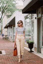 top,t-shirt,pants,bag,shoes,sunglasses