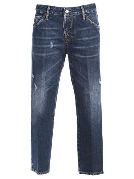 Dsquared2 blue pants