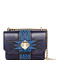 Embroidered mini shoulder bag by elie saab | moda operandi