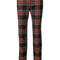 P.a.r.o.s.h. - checked pants - women - spandex/elastane/virgin wool - xxs, spandex/elastane/virgin wool