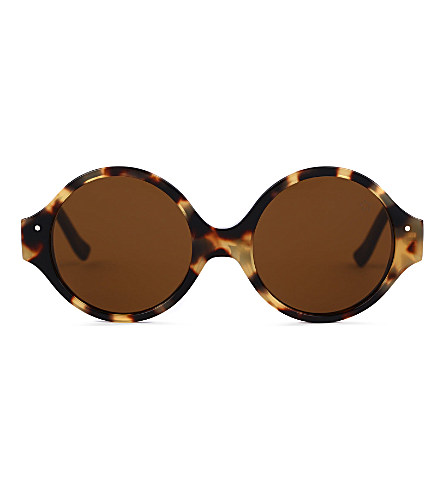 Very Bombe Solaire tortoiseshell sunglasses 3-6 years