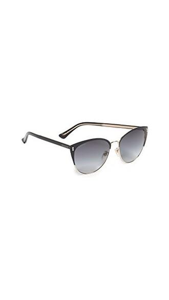luxury sunglasses black grey