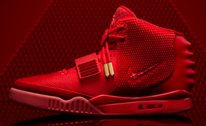 "Nike's ""Red October"" Air Yeezys Sold Out In Minutes, But You Can Get Them On eBay For $8k - Stereogum"