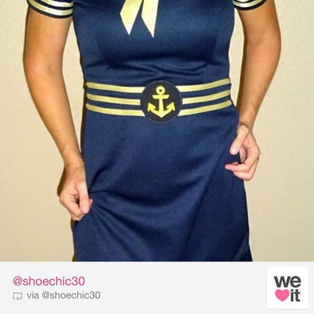 a20623620aa dress sailor dress costume sexy dress sexy navy dress sailor stripes sailor  sailor dress halloween costume