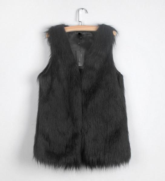 Fantastic faux vest