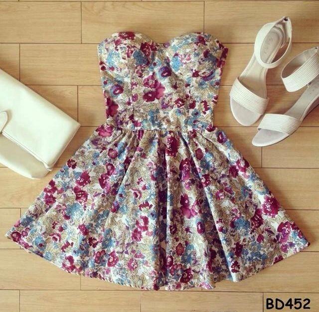 Bustier Dress 452
