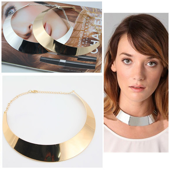 OM Collar Necklace | Outfit Made