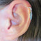 Ear cartilage helix cuff