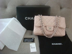 Chanel Pink Classic: Handbags & Purses | eBay