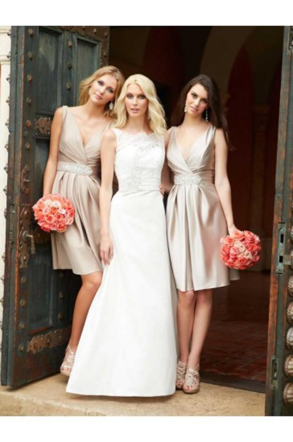 Dress allure bridals wedding dress allure bridals for Oxiclean wedding dress