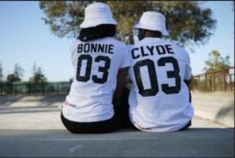 bonnie and clyde shirt