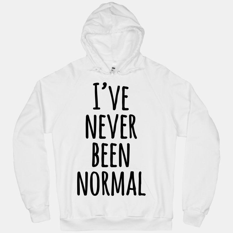 I've Never Been Normal | HUMAN