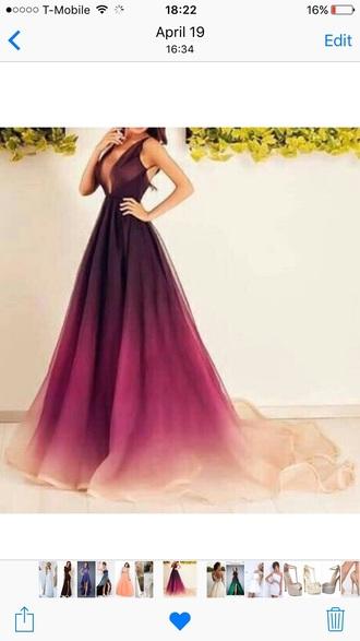 dress prom prom dress girly beautiful