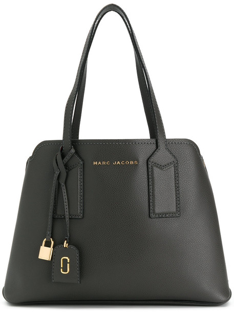 Marc Jacobs women leather grey bag