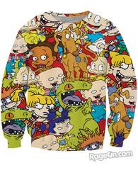 Rugrats crewneck sweatshirt
