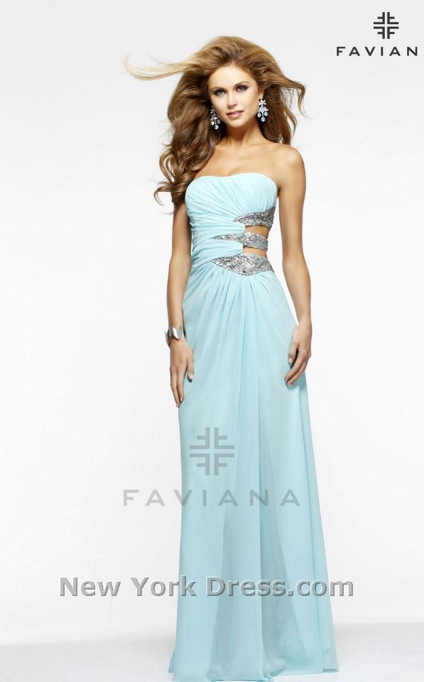 Faviana 7304 Dress - NewYorkDress.com