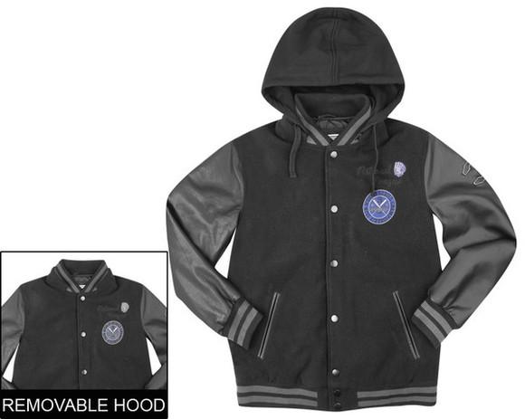 vintage jacket rivers bomber jacket