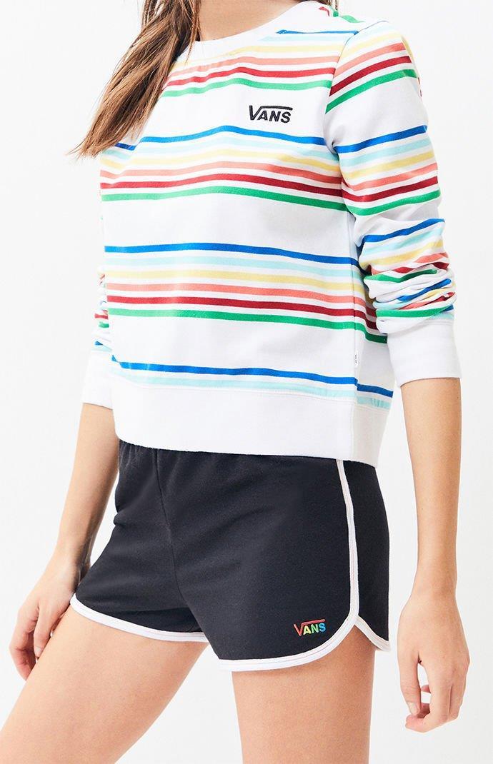 Sassed Shorts