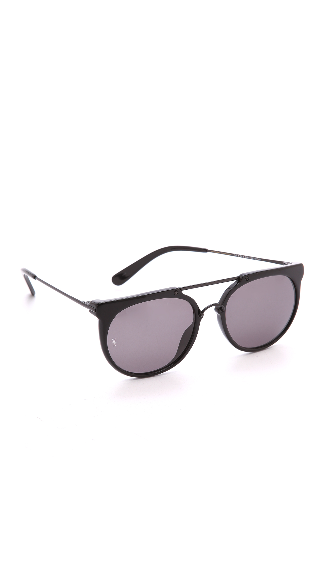 Wonderland Stateline Sunglasses | SHOPBOP