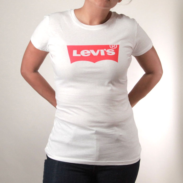 Womens Levi Batwing T Shirt The T Shirt
